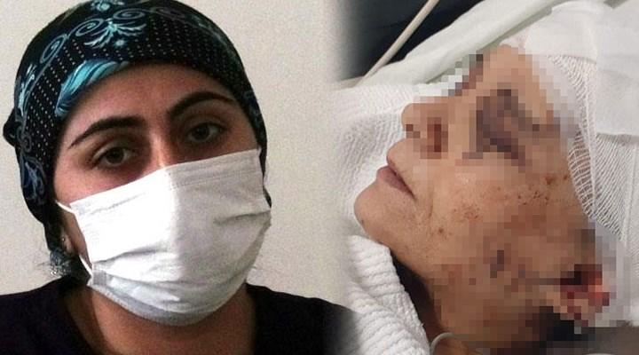 Kocaeli'de bir erkek, çalışmasını istemediği eşini satırla yaraladı