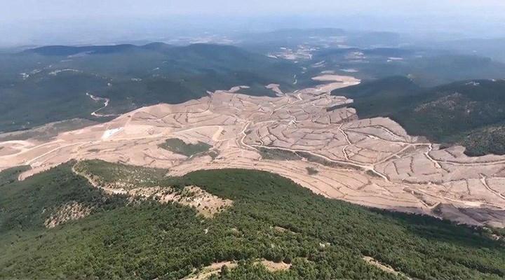 Kazdağları'nda tehlike geçmedi: Alamos Gold'un ruhsat süreci sürüyor