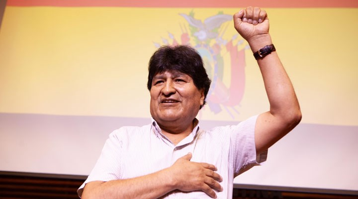 Britanya'nın Bolivya lityumuna erişim için Morales'i deviren darbeyi desteklediği iddia edildi