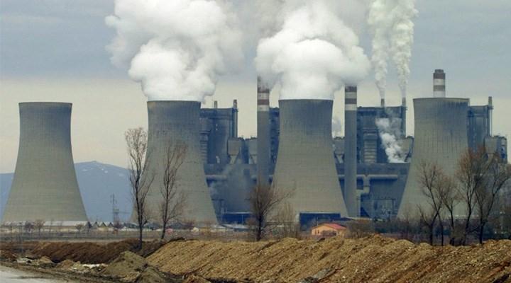 Santrallar gökten kömür yağdırıyor