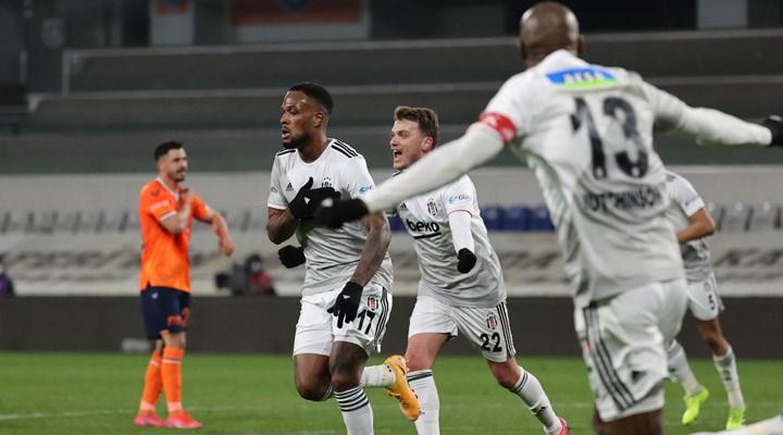 Beşiktaş galibiyet serisini 6 maça çıkardı