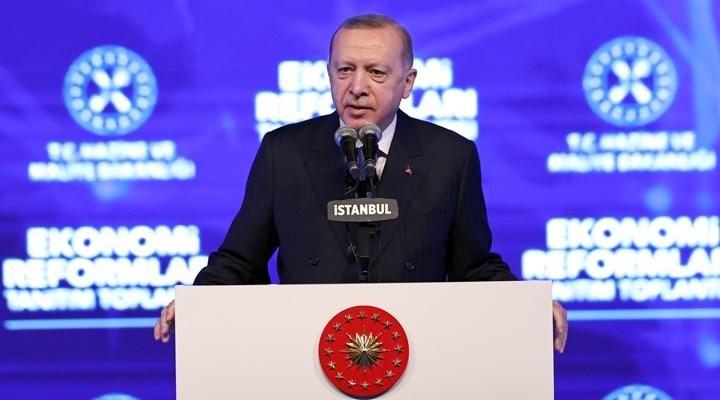 Erdoğan, ekonomi paketini açıkladı: Yeni dönem yatırım, istihdam, üretim ve ihracat üzerine oturacak