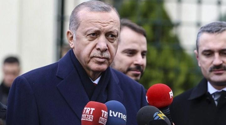 Erdoğan: Mısır'la işbirliği sürecimiz devam ediyor