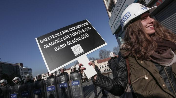 IFJ: Türkiye en fazla gazetecinin hapiste olduğu ülke