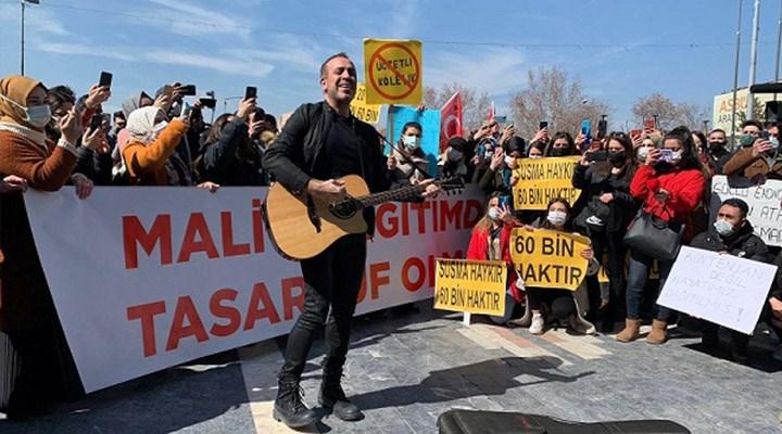 Öğretmenler Başkent'ten haykırdı: 60 bin atama istiyoruz