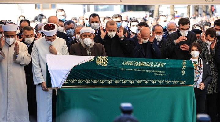 Annesinin cenaze töreninde Soylu'nun çıkardığı genelgeye uyulmadı