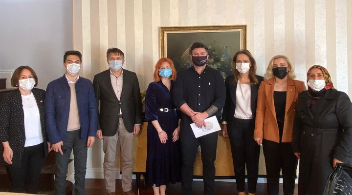 CHP'den Taşcıoğlu'nun ailesine 14 Mart ziyareti