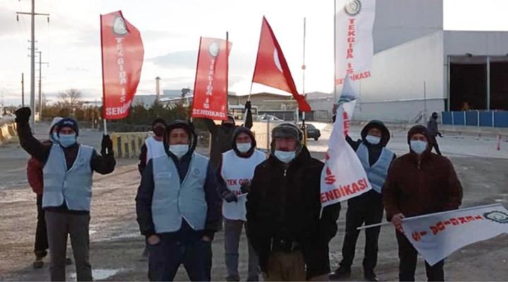 Döhler işçilerinin sesi olun
