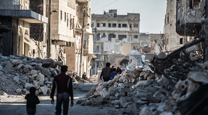 Suriye savaşı: Yüzyılın en vahşi komedisi