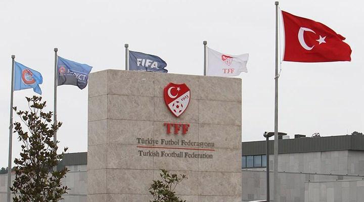 TFF: Fenerbahçeli yöneticilerin iddialarıyla ilgili savcılığa başvuruda bulunulmuştur