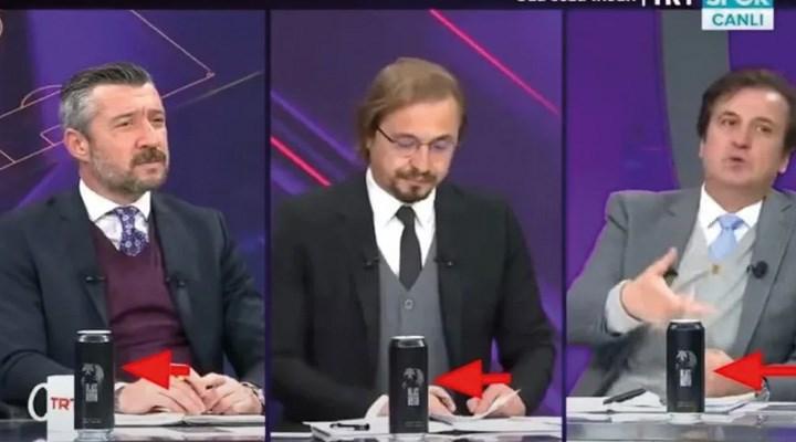 TRT'de 'yasak ürün' reklamı