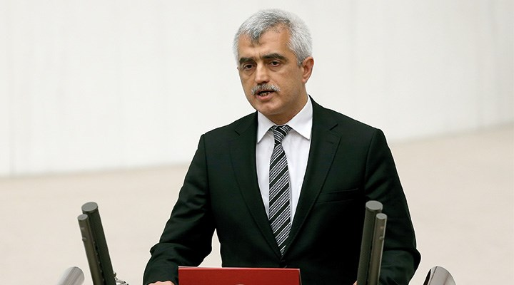 HDP'li Gergerlioğlu: Meclis'i asla terk etmeyeceğim
