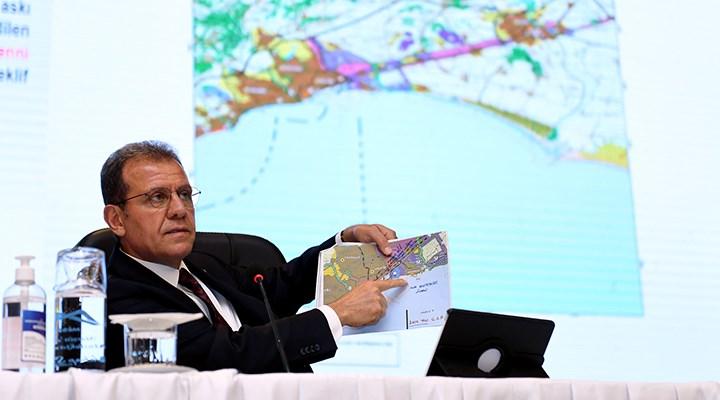 Vahap Seçer'den liman tepkisi: Mersin'i değil parayı düşünüyorlar