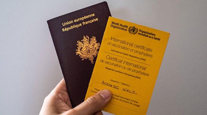AB'den, birlik içindeki seyahatlerde kullanılacak 'aşı pasaportu' için ilk adım