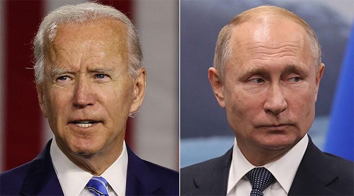Biden: Putin bir katil