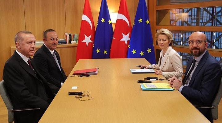 Erdoğan, Leyen ve Michel ile görüşecek: AB'den görüşme öncesi açıklama