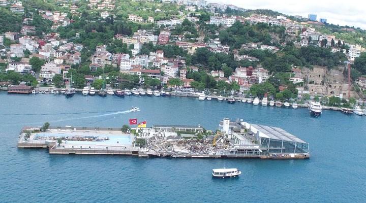 Galatasaray Adası ile ilgili açılan dava sonuçlandı