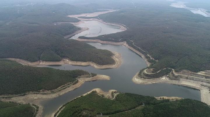 İstanbul'da barajların doluluk oranı yüzde 63'ü geçti