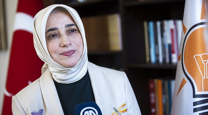 AKP'li Özlem Zengin'e söylenenler Erdoğan'a hakaret sayıldı