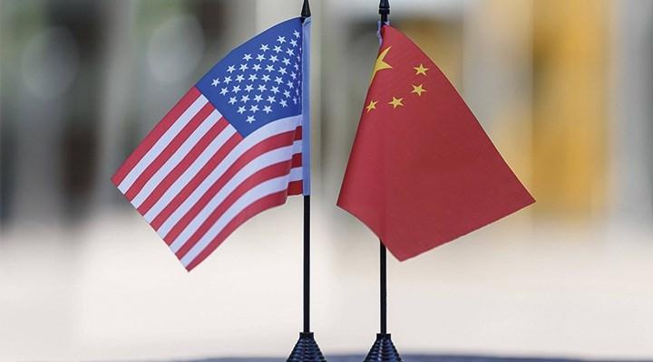 ABD ile Çin, Alaska'da görüştü: Taraflar birbirlerini suçladı