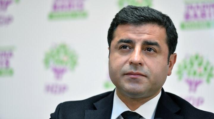 Demirtaş: Önümüzdeki seçimlerin sonucunu HDP binası değil, HDP'liler belirleyecek
