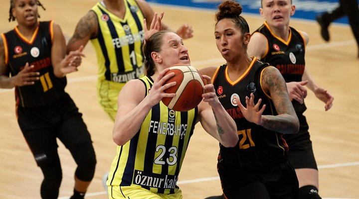 Fenerbahçe, FIBA Kadınlar Avrupa Ligi'nde Final Four'a yükseldi: Rakip Ekaterinburg oldu