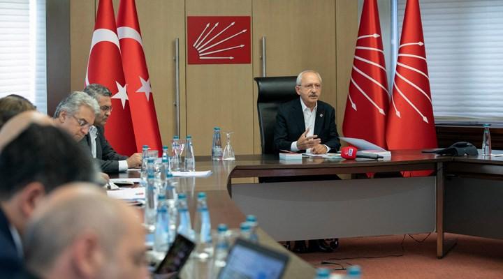 CHP, İstanbul Sözleşmesi için Danıştay'a gitme kararı aldı