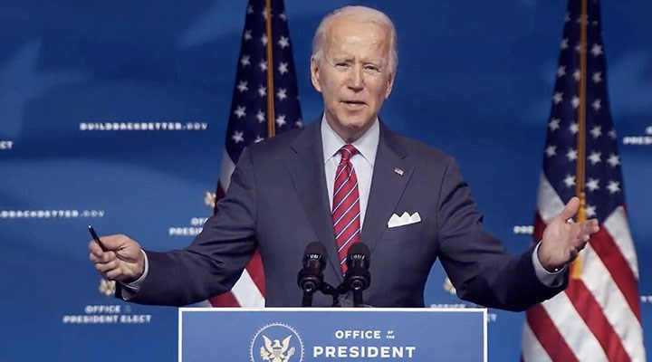 ABD Başkanı Biden'dan Türkiye'nin İstanbul Sözleşmesi'nden çekilme kararına ilişkin açıklama