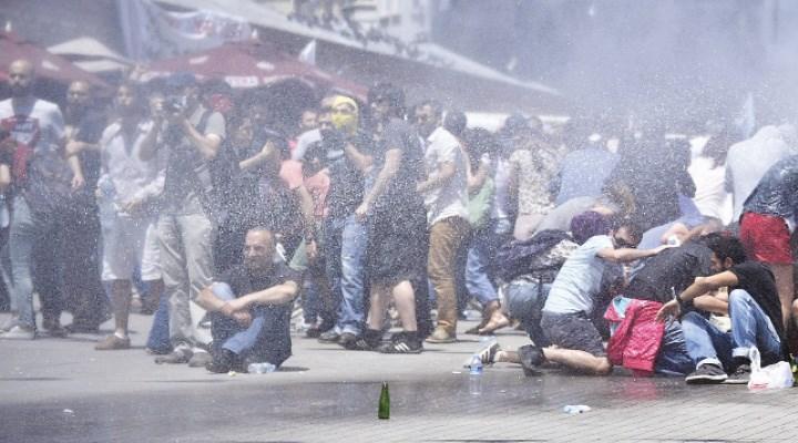Gezi Parkı hukuksuzca gasp ediliyor