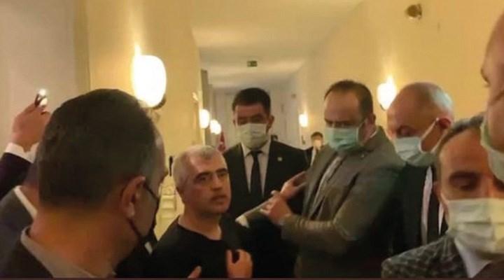 Bahçeli hedef göstermişti: Meclis'te gözaltına alınan Ömer Faruk Gergerlioğlu serbest bırakıldı