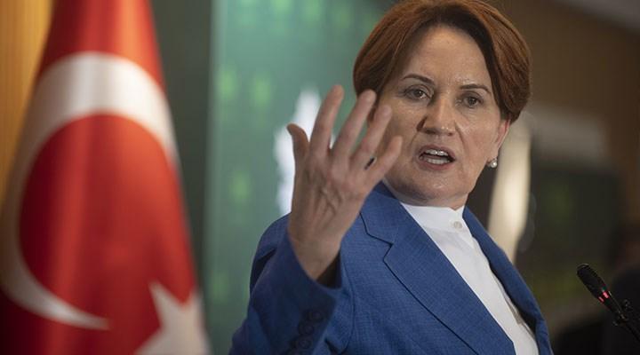Akşener: Erdoğan kanunsuz yetkiyle İstanbul Sözleşmesi'ni feshetti