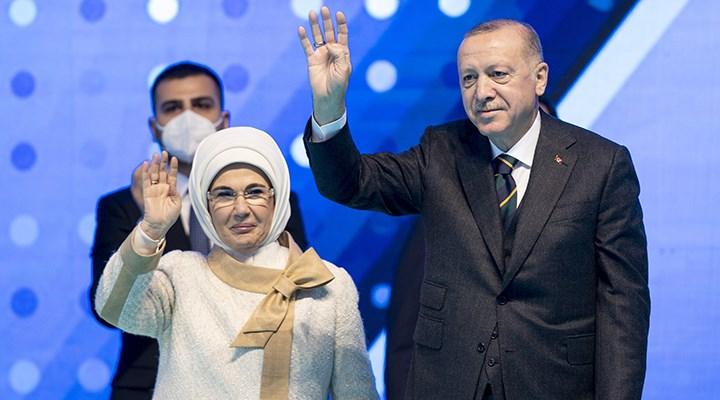 AKP kongresini yaptı: Pandemi yokmuş gibi...