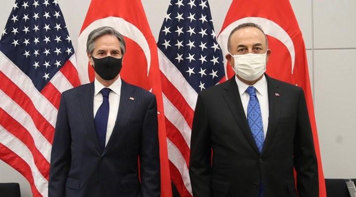 Çavuşoğlu-Blinken görüşmesi: ABD 'uyardık' dedi, Çavuşoğlu 'olumlu  geçtiğini' savundu