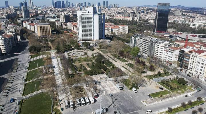 Gezi Parkı'nın devredildiği vakıf, 'arşiv vakfı' çıktı!