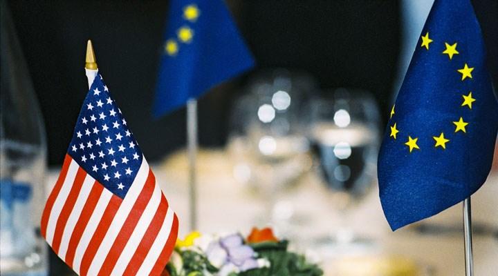 ABD Başkanı Biden AB liderleri ile çevrimiçi toplantıda bir araya geldi