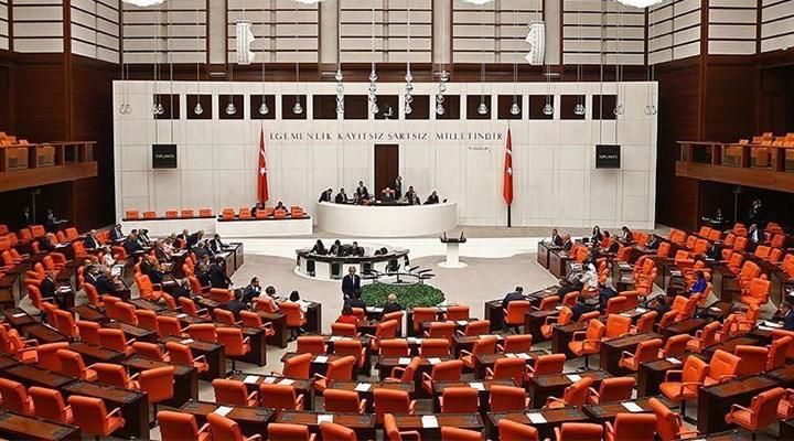 Meclis'te erkek personel ağırlığı