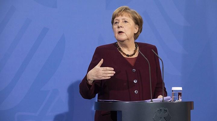 Merkel: Türkiye'deki gelişmelerin endişe verici olduğu dile getiriliyor ama konuşmamak çözüm değil