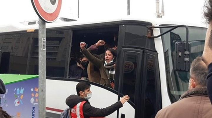 Boğaziçi eylemlerinde gözaltına alınan 52 kişiden 46'sı serbest