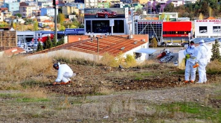 Gaziemir'deki nükleer atık tehlike saçmaya devam ediyor