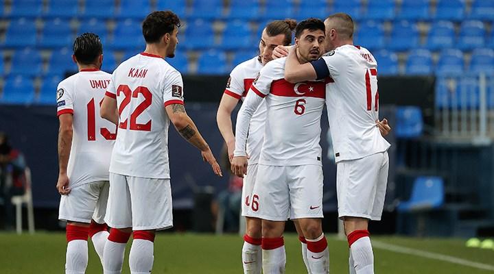 Türkiye, Norveç'i 3 golle devirdi