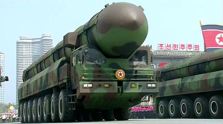 Kuzey Kore, BMGK'nin füze denemesine ilişkin toplanma kararını 'çifte standart' olarak niteledi