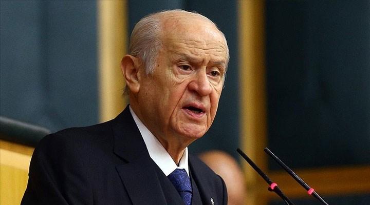 """Bahçeli, MHP'nin """"stratejik hedeflerini"""" açıkladı"""