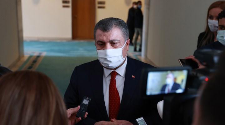 """Bakan Koca'dan AKP kongrelerine ilişkin skandal açıklama: """"Bu konuyu gündemde tutmanın kimseye faydası yok"""""""