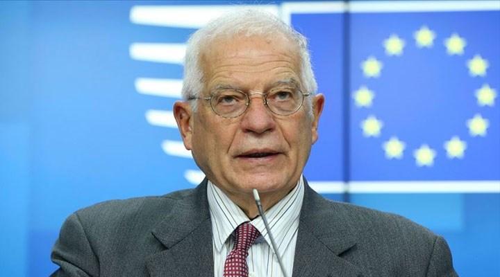 Borrell: AB-Türkiye ilişkileri konusunda gerginliğe neden olan 4 konu var