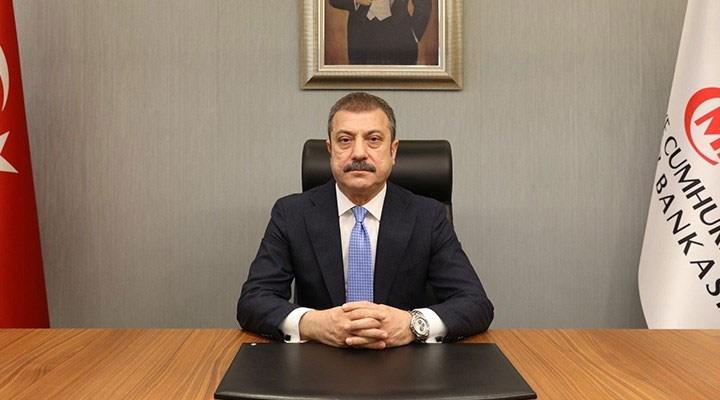 Merkez Bankası Başkanı Kavcıoğlu'ndan 'faiz' mesajı