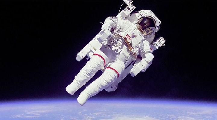 Uzayda bir yıl geçiren NASA astronotunun kalbi küçüldü