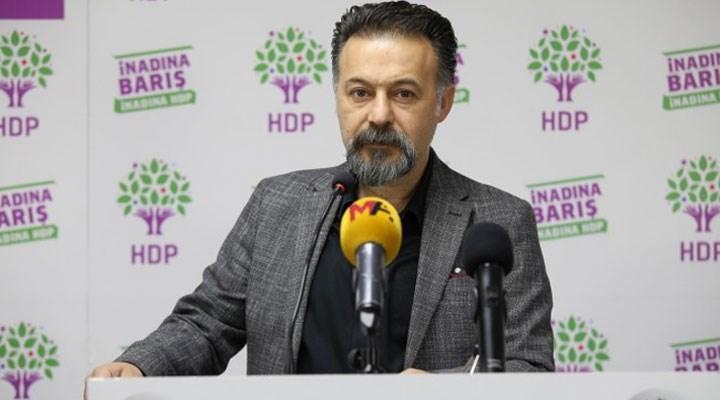 HDP'li Ümit Dede: Bahçeli, HDP ve AYM'yi hedef alarak suç işliyor