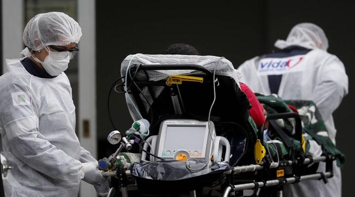Koronavirüs salgınında yeni tırmanış: Dünya genelinde vaka sayısı son altı haftada yüzde 45,7 arttı
