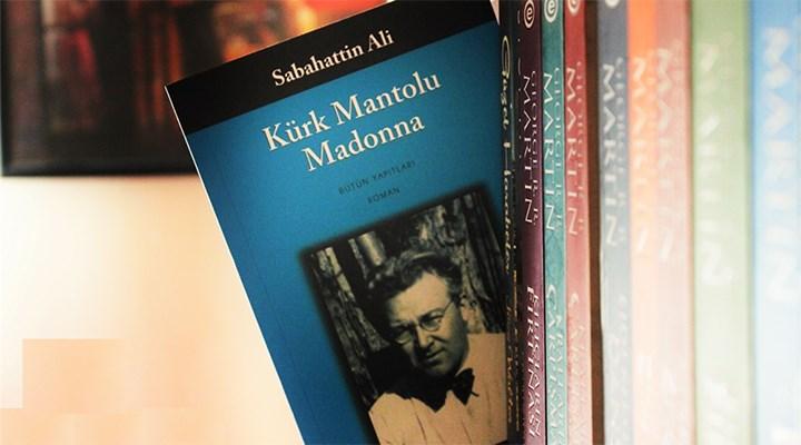 Kütüphanelerden en fazla ödünç alınan kitap 2020'de de Kürk Mantolu Madonna oldu