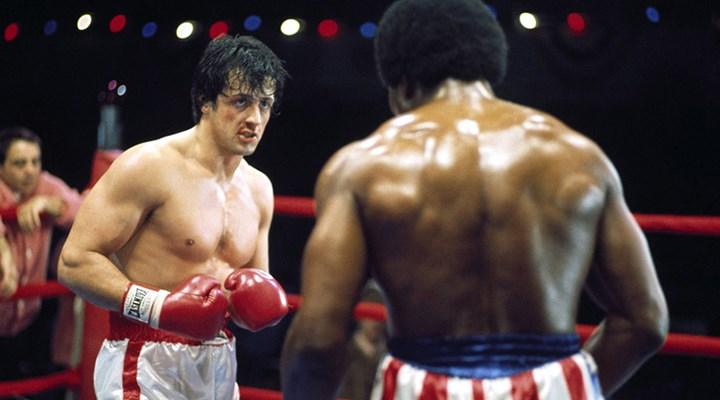 'Rocky' dizi oluyor